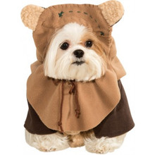 Ewok Star Wars Pet Costume