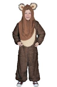 Star Wars Wicket Premium Ewok Child Plush Costume