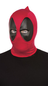 Deadpool Mask Deluxe Full Over the Head Second Skin Mask