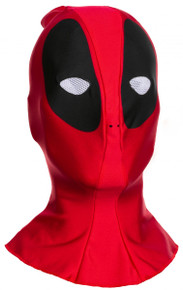 Deadpool Mask Fabric Full Over the Head Second Skin Mask