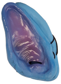 Avatar Movie Character Blue Latex Adult Ears
