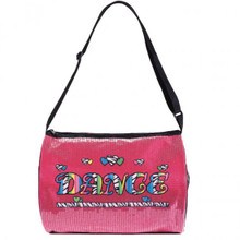 Ballet Sequin Dance Duffel Bag