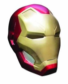 Iron Man Mask Civil War 2pc Clamshell Helmet