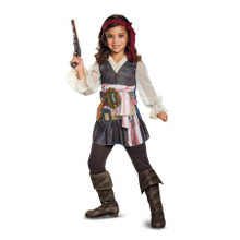 Captain Jack Sparrow Girl Classic