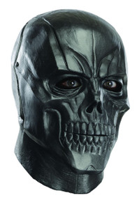 Batman Arkham Origins Black Latex Mask Adult