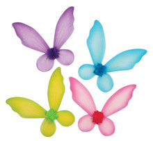 Fairy Wings Assorted Colors Child Sized Ages 5+