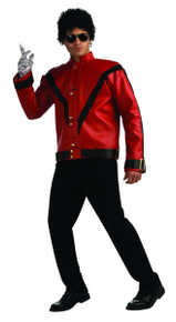 Michael Jackson Red Thriller Deluxe Jacket
