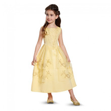 Disney's Beauty and the Beast Girl's Classic Princess Belle Dress