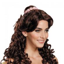 Disney Beauty & the Beast Adult Wig Licensed Belle
