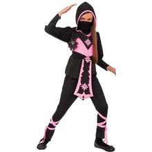 Pink Crystal Ninja Kids Costume