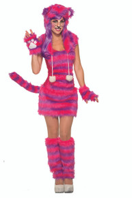 Cheshire Cat Ladies Costume