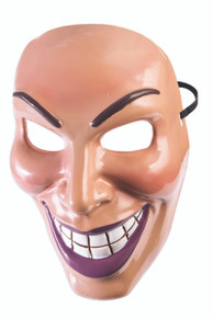 Evil Grin Mask Male Frontal Only