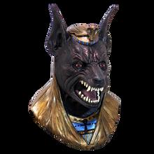 Anubis Mask Egyptian God Jackal like image