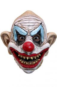 Kinky Clown Mask Horror Teeth and Big Ears