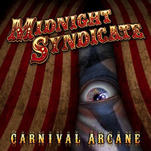 Carnival Arcane Music CD