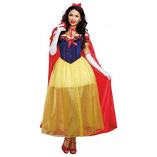 Women's Plus Size Happily Ever After Snow White Costume