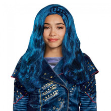 Disney Descendants 2 Licensed Evie Child Size Wig Ages 4+