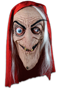 Tales From The Crypt Old Witch Mask Officially Licensed