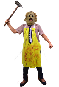 The Texas Chainsaw Massacre Leatherface Costume Kids