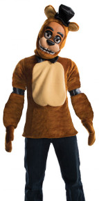 Five Nights at Freddy's Licensed Freddy Kid's Deluxe Costume