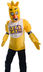 Five Nights at Freddy's Licensed Chica Kid's Deluxe Costume
