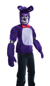 Five Nights at Freddy's Licensed Bonnie Kid's Deluxe Costume