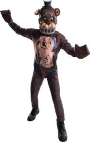 Five Nights at Freddy's Licensed Nightmare Freddy Kid's Costume