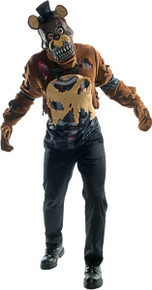 Five Nights at Freddy's Licensed Nightmare Freddy Teen Costume