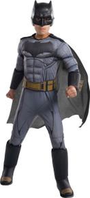 Justice League Licensed Batman Deluxe Kid's Costume