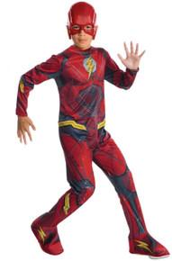 Justice League Licensed Flash Kid's Costume