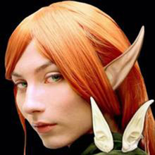 Foam Appliance Prosthetic Elf Ears