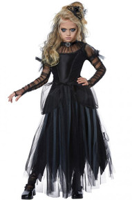 Dark Princess Kid's Costume