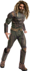 Justice League Licensed Aquaman Adult Deluxe Costume