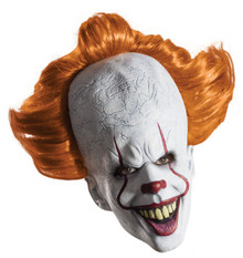 IT Movie Licensed Pennywise Mask
