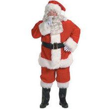 Professional Santa Suit Large Jacket Size (42-48)
