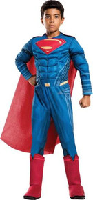 Justice League Licensed Superman Kid's Deluxe Costume