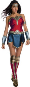 Justice League Licensed Wonder Woman Adult Costume