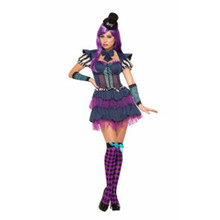 Madhatter Adult Women's Costume