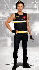 Fire Away Adult Men's Costume