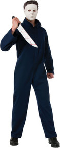 Halloween Licensed Deluxe Adult Michael Myers Costume