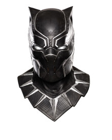Black Panther Adult Latex Mask