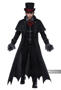 Out For Blood Men's Deluxe Costume Vampire