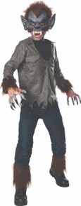 Universal Studios Monsters The Wolfman Kids Costume