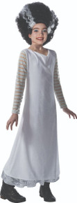 Universal Studios Monsters The Bride Of Frankenstein Kids Costume