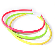 (HBN3302A) PLASTIC HEAD BAND 3PCS/CD