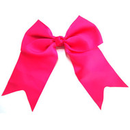CLIP BOW HOT PINK