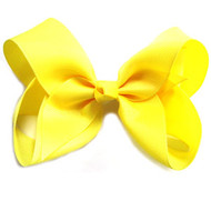 CLIP BOW LEMON