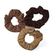 (SWBR3530) COTTON SCRUNCHIE 3PCS