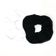 (SWB9286) COTTON SCRUNCHIE 2PCS/CD