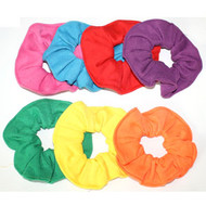 (SWR9286) COTTON SCRUNCHIE 2PCS/CD